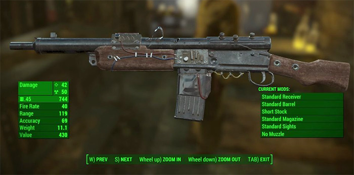 Kiloton Radium Rifle in Fallout 4