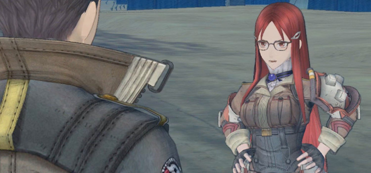 Minerva Victor from VK4