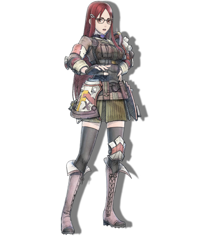 Minerva Victor best Valkyrica Chronicles character