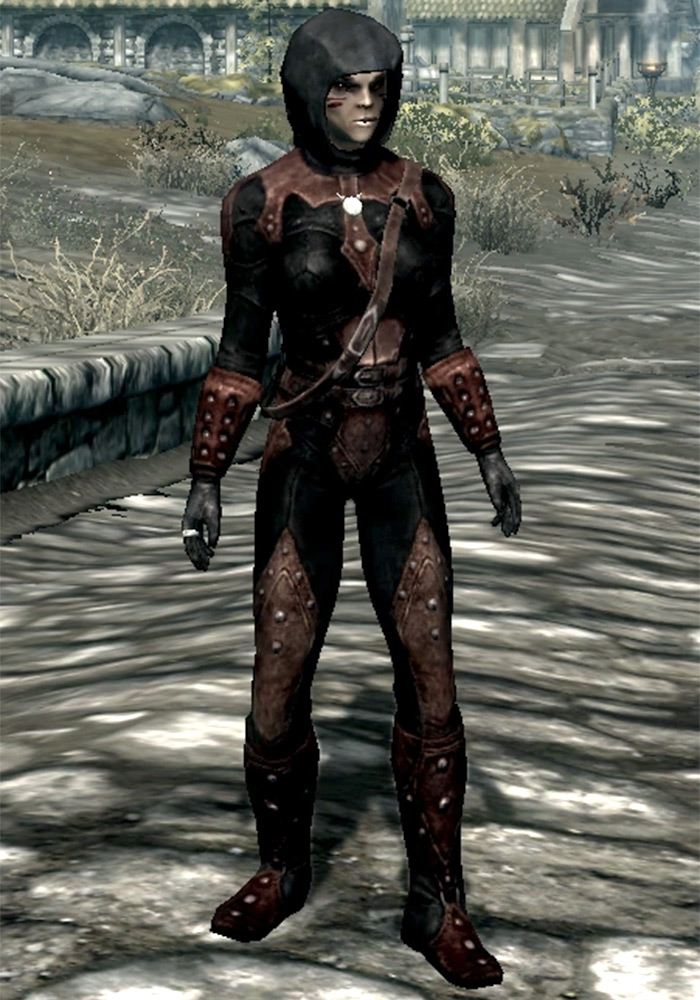 Ancient Shrouded Armor in Skyrim