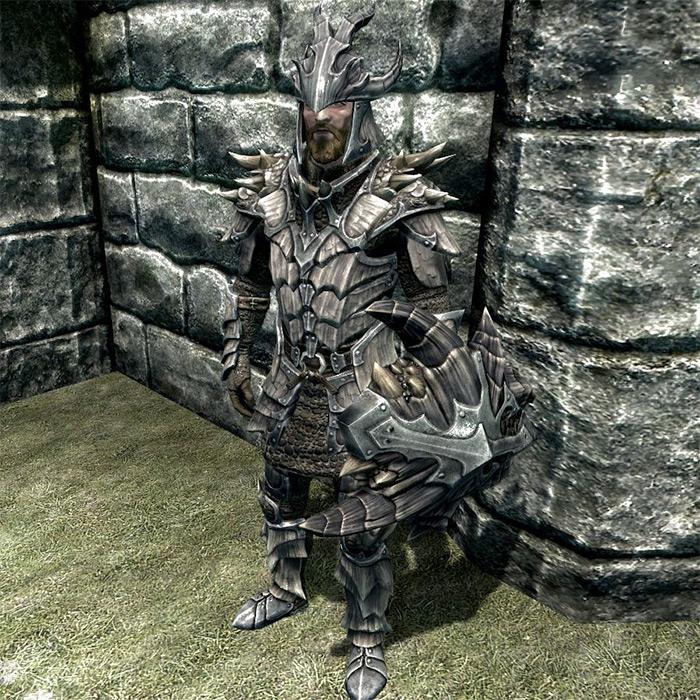 Dragonscale Armor in Skyrim
