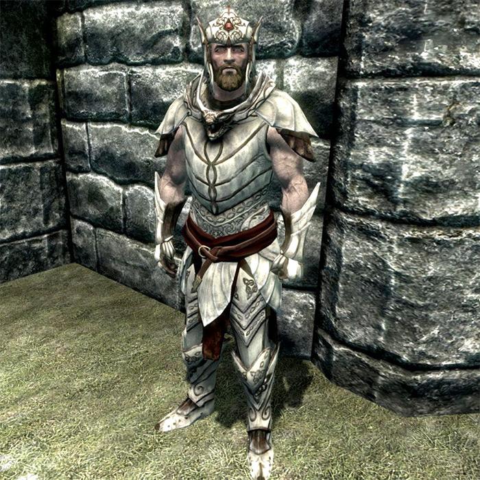 Ancient Falmer Armor in Skyrim