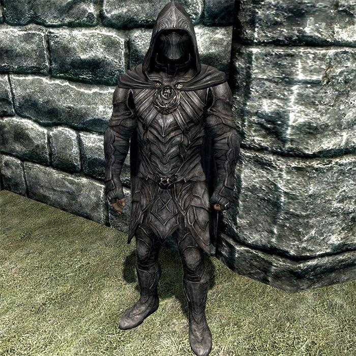 Nightingale Armor in Skyrim
