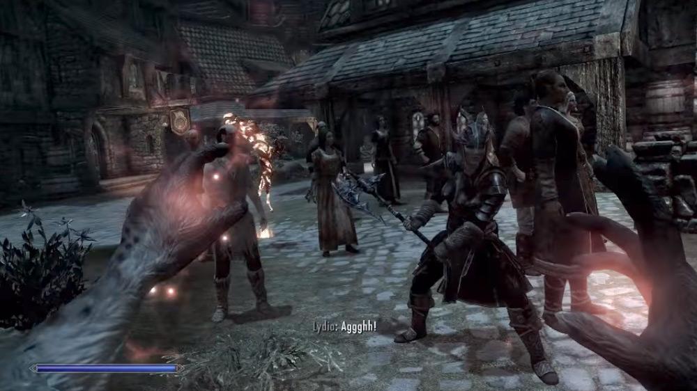 Mayhem illusion spell