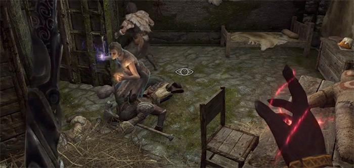 Casting Frenzy in Skyrim