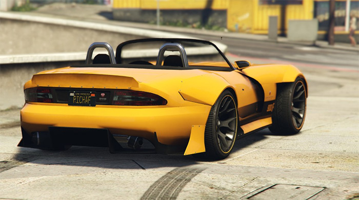 Banshee 900R in GTA 5