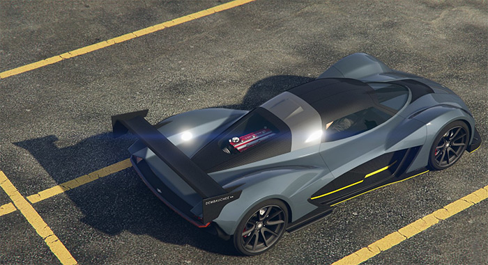 Dewbauchee Vagner in GTA 5