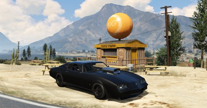 Imponte Phoenix in GTA 5