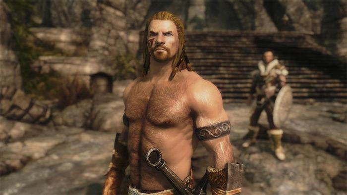 Argis the Bulwark follower