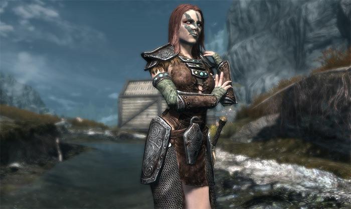 Aela the Huntress follower