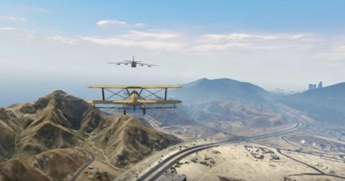 Minor Turbulence mission