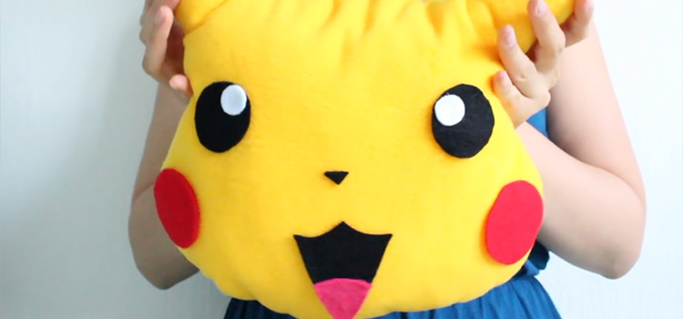 25 Handmade Pikachu Crafts & DIY Ideas For All Ages