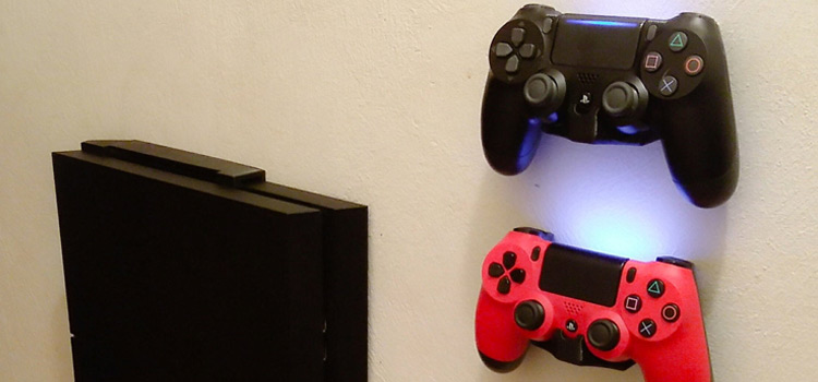 18 DIY Game Controller Storage Holder Ideas