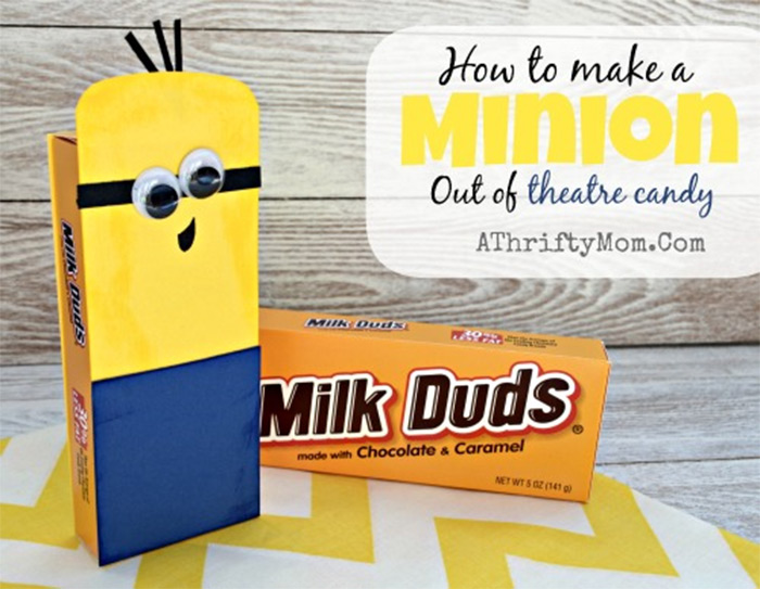 Different minion crafts