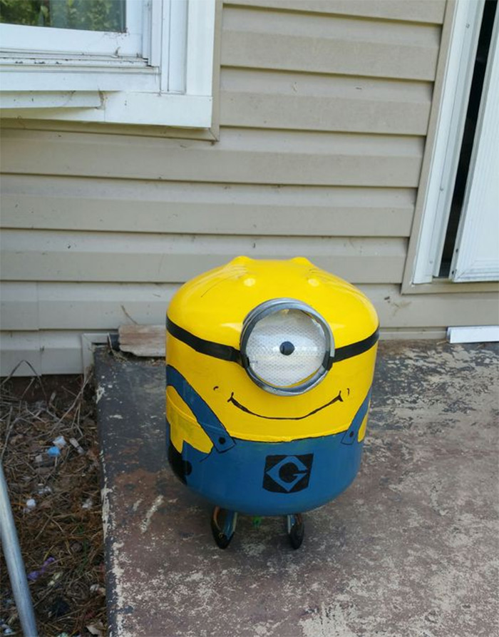 Minion madness diy