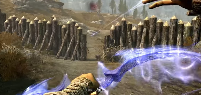 Bound Arrow spell