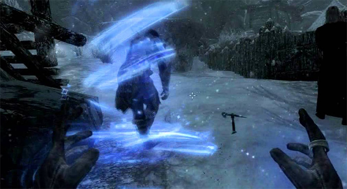 Dead Thrall conjuration spell