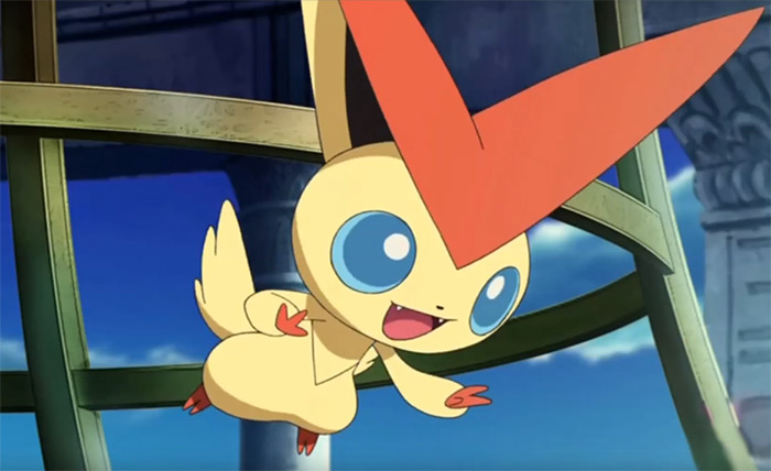 Victini pokemon movie