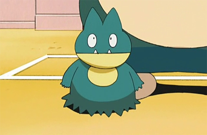 Munchlax anime pic