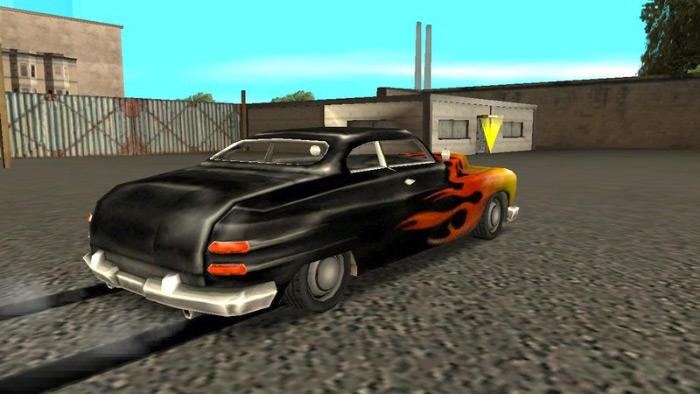 Cuban Hermes car