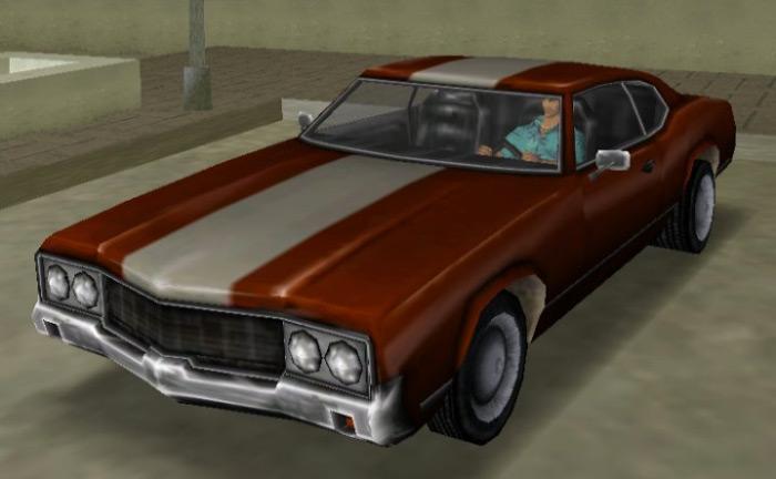 Sabre Turbo car