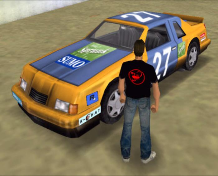 Hotring Racer car