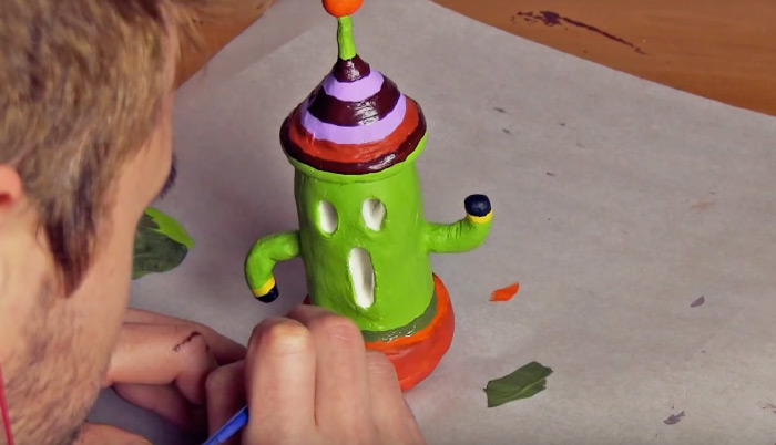 DIY your own Gyroid creature