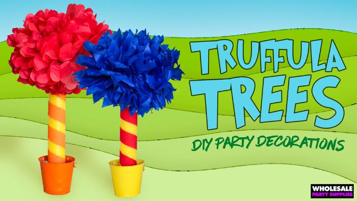 DIY truffula project decor ideas