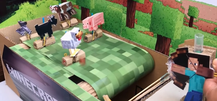 50 Minecraft DIY Craft Ideas For All Ages