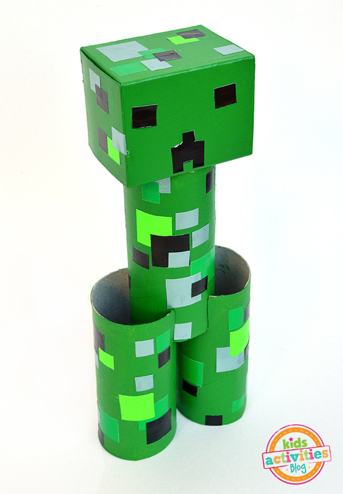 TP roll creeper diy