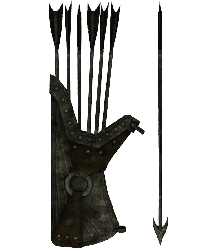 Orchish arrow skyrim