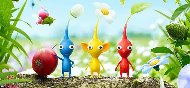 Pikmin cover art