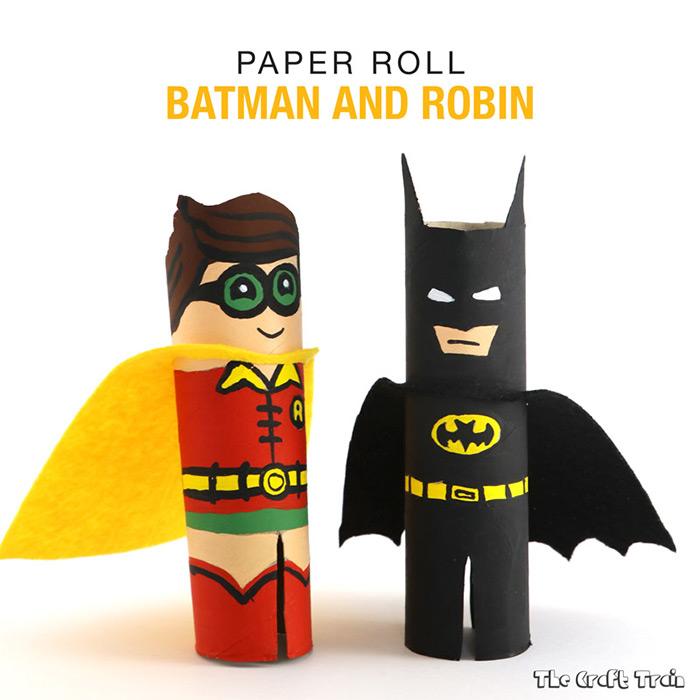 Paper roll diy
