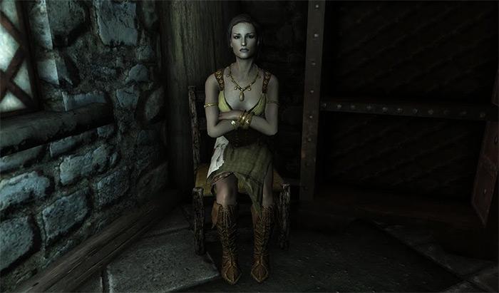 Sylgja miner skyrim wife