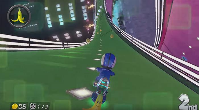 Electrodrome screenshot Mario Kart 8