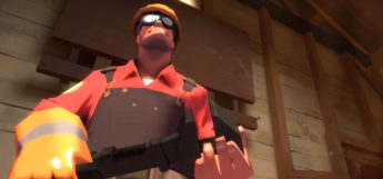 TF2 Engineer model