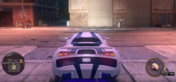 Saints Row 3 crazy cars