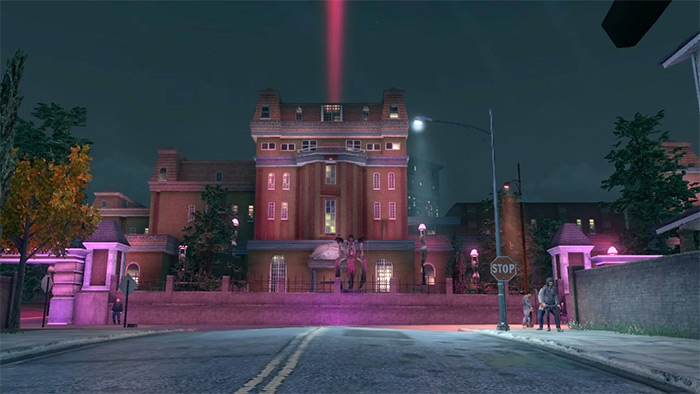 Safeword Saints Row 3 building