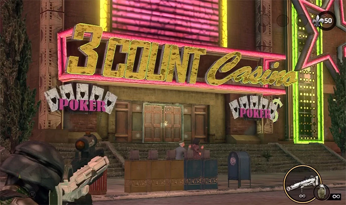 3 Count Saints Row Casino