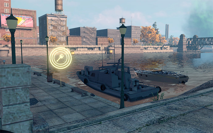Rondini's Boat Dock from Saints Row 3
