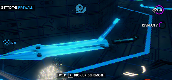 Behemoth weapon from Saints Row 3