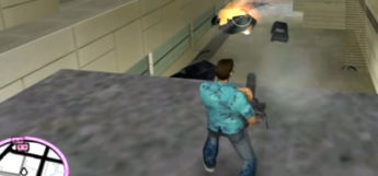 Minigun Rampage - GTA Vice City