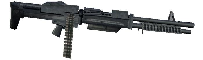 M-60 Machine Gun Vice City
