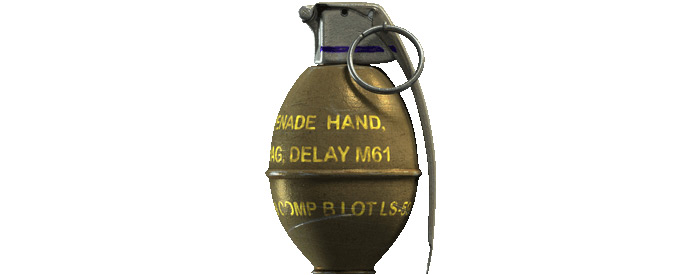 Grenade GTA 5