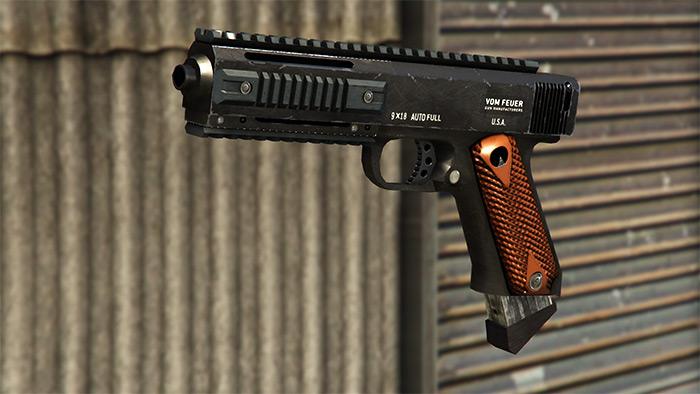 AP Pistol GTA 5
