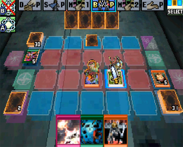 Stardust Accelerator: World Championship 2009 YuGiOh gameplay