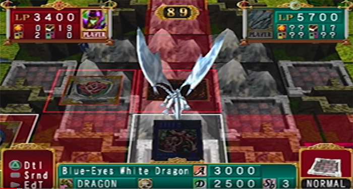 Duelist of the Roses YGO gameplay