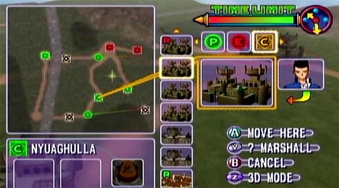 Falsebound Kingdom Gamecube screenshot