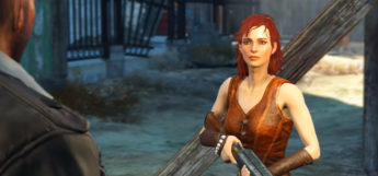 Cait from Fallout 4