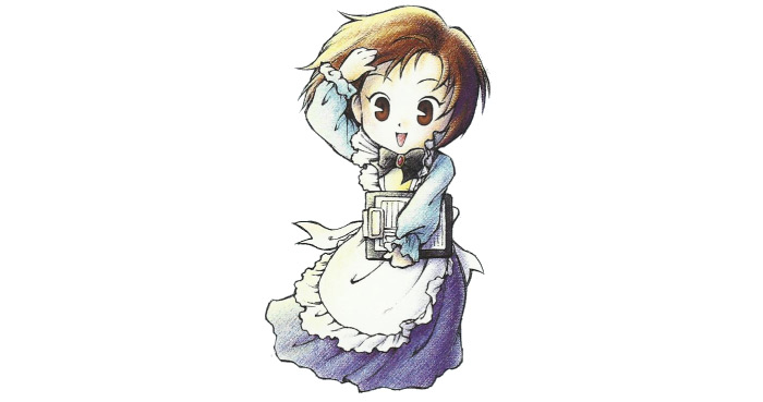 Elli from Harvest Moon Back To Nature
